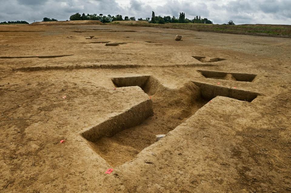 Une longue occupation rurale aux origines de Châteaugiron (Ille-et-Vilaine)