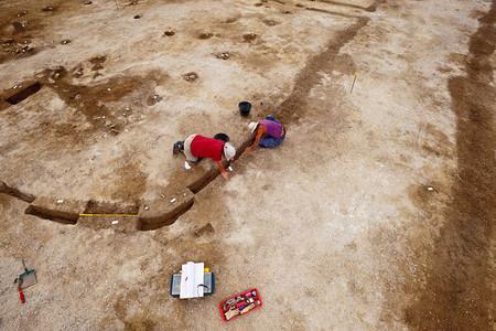 Un premier habitat du Néolithique moyen (4700 à 4400 avant notre ère)