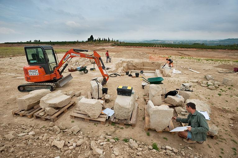 Le site du Néolithique final (3000-2800 avant notre ère)
