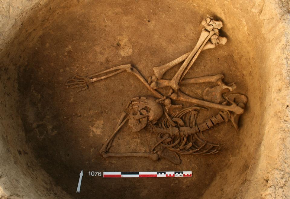 Des occupations du Néolithique ancien au début de l'âge du Fer