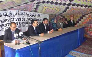 L'appel de Nouakchott, pour une archéologie préventive en Afrique