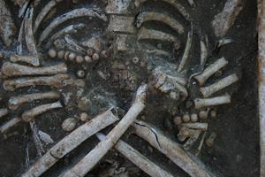 pratiques funéraires en Provence moderne