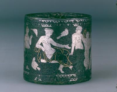 Archéologie de l'alchimie grecque