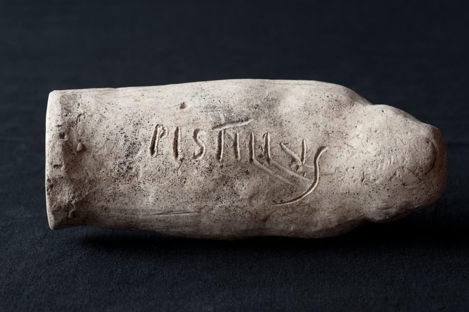 Pistillus, le coroplathe de Augustodunum