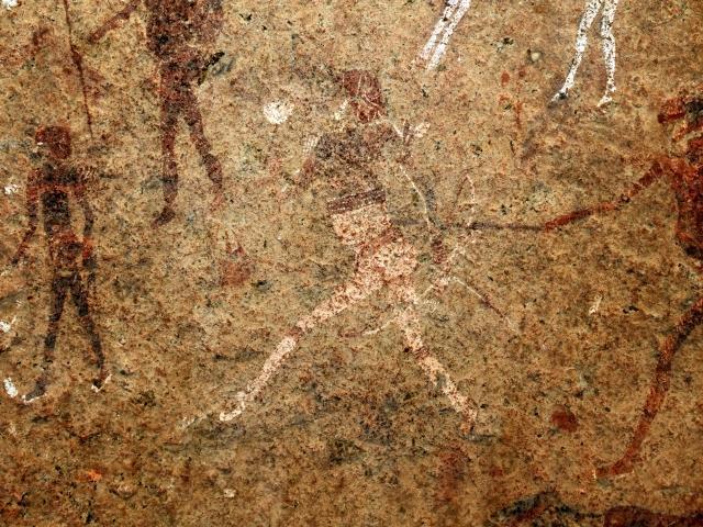 Autour des premiers pasteurs nomades d'Afrique du Sud
