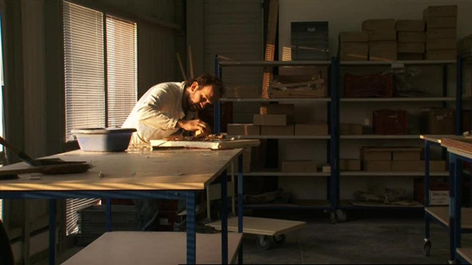 Les fouilleurs, un documentaire de Juliette Senik, diffusé sur Public Sénat
