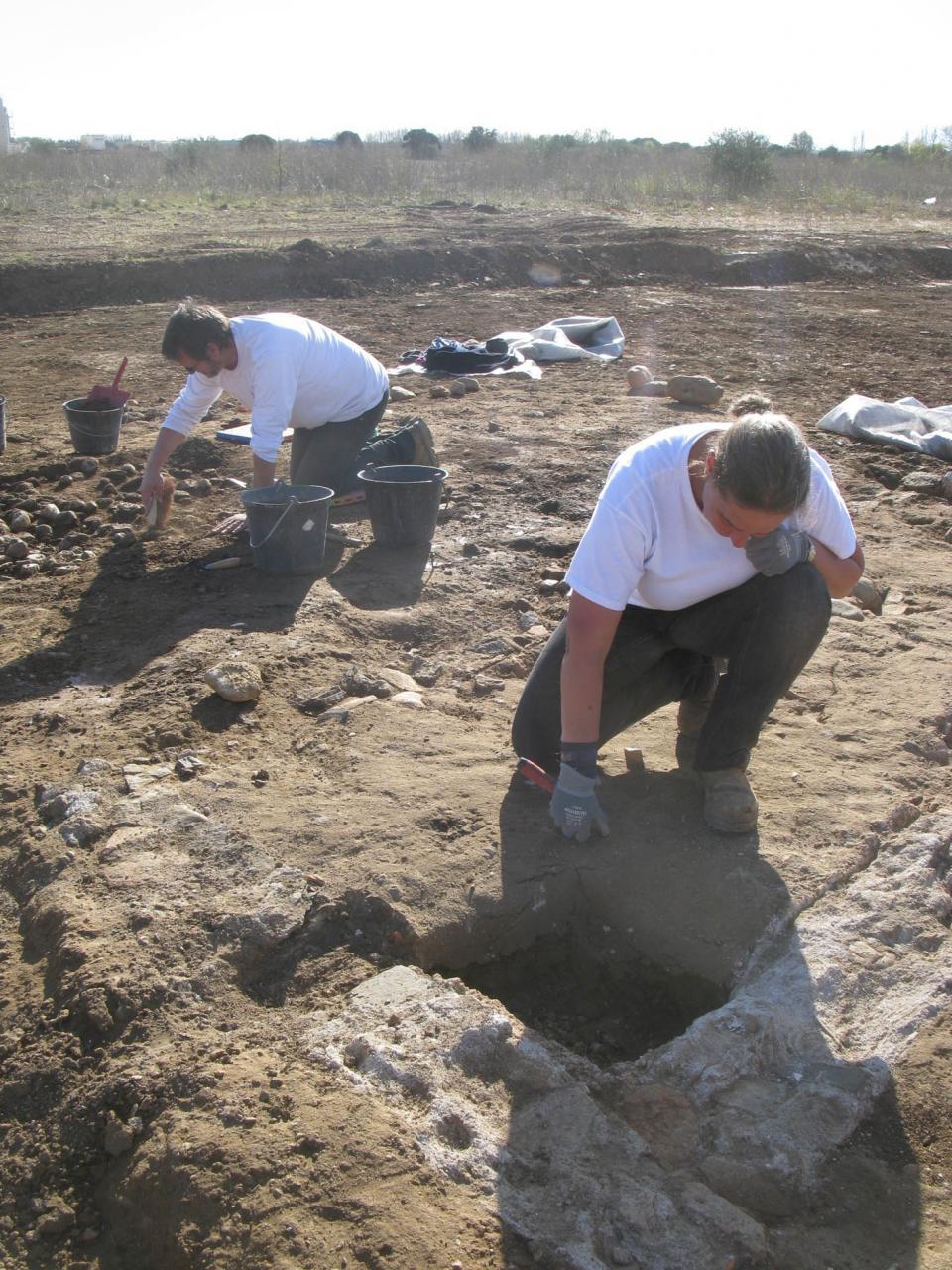 Une exploitation agricole gallo-romaine