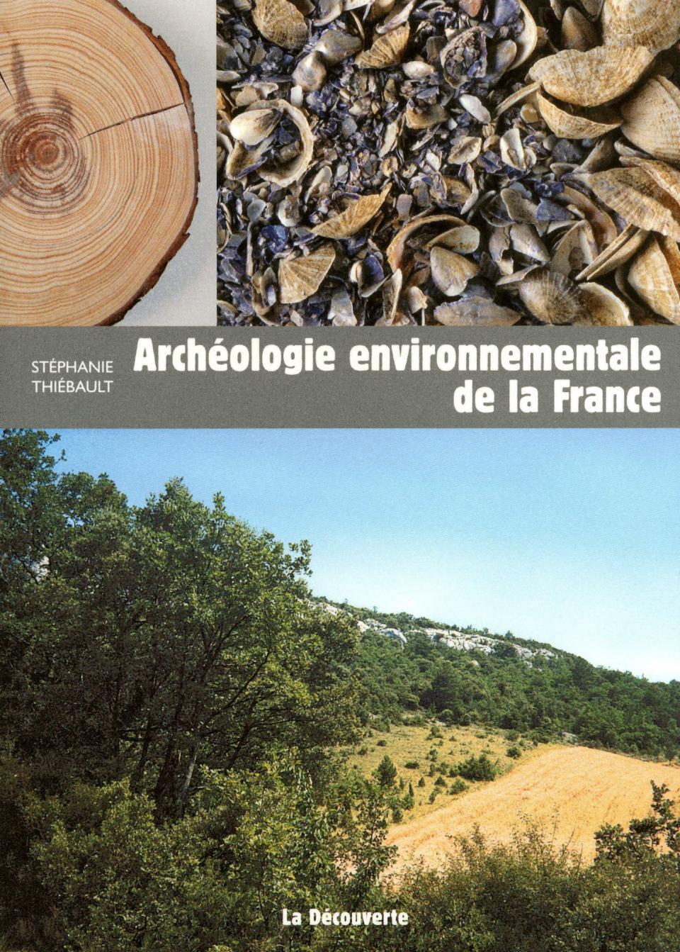 Archéologie environnementale de la France