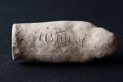 On a retrouvé Pistillus, célèbre potier romain à Autun