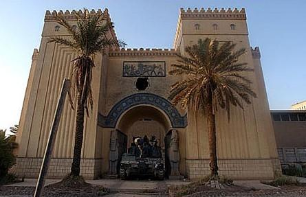 Erbil. (Kurdistan irakien)
