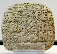 Il y a 5 300 ans, les premiers usages de l'écriture