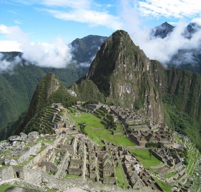 Dans les pas de Hiram Bingham, découvreur de Machu Picchu
