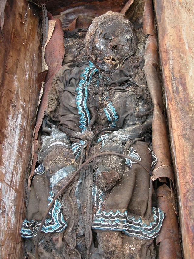 aurait-on retrouvé la momie de Rascar Capac ?