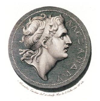 Le royaume de Macédoine face aux cités grecques, archéologie d'Alexandre le Grand