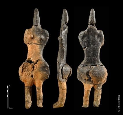 Sous le Canal Seine-Nord-Europe, ses trouvailles néolithiques et gauloises