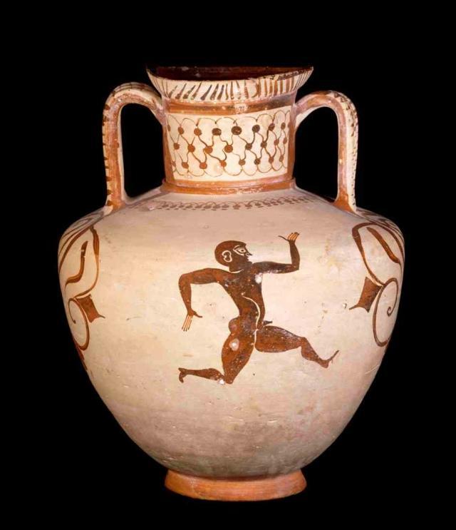 L'archéologie aux jeux olympiques ?