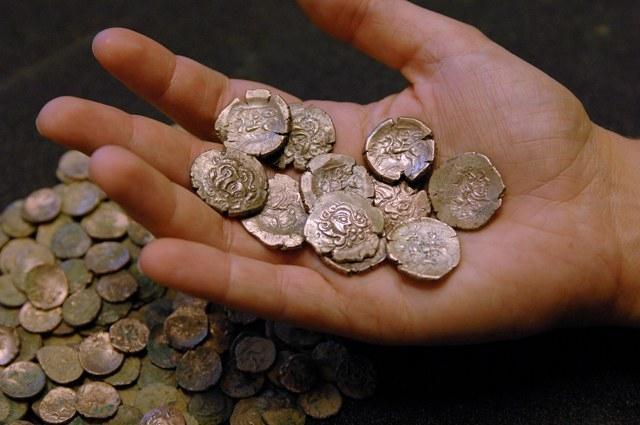 L'argent de la vieille, ou l'archéologie de la monnaie