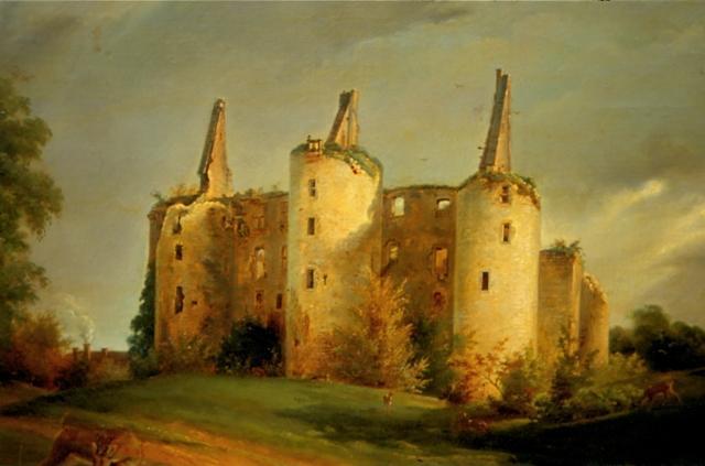 Le château de Bois-Sire-Amé