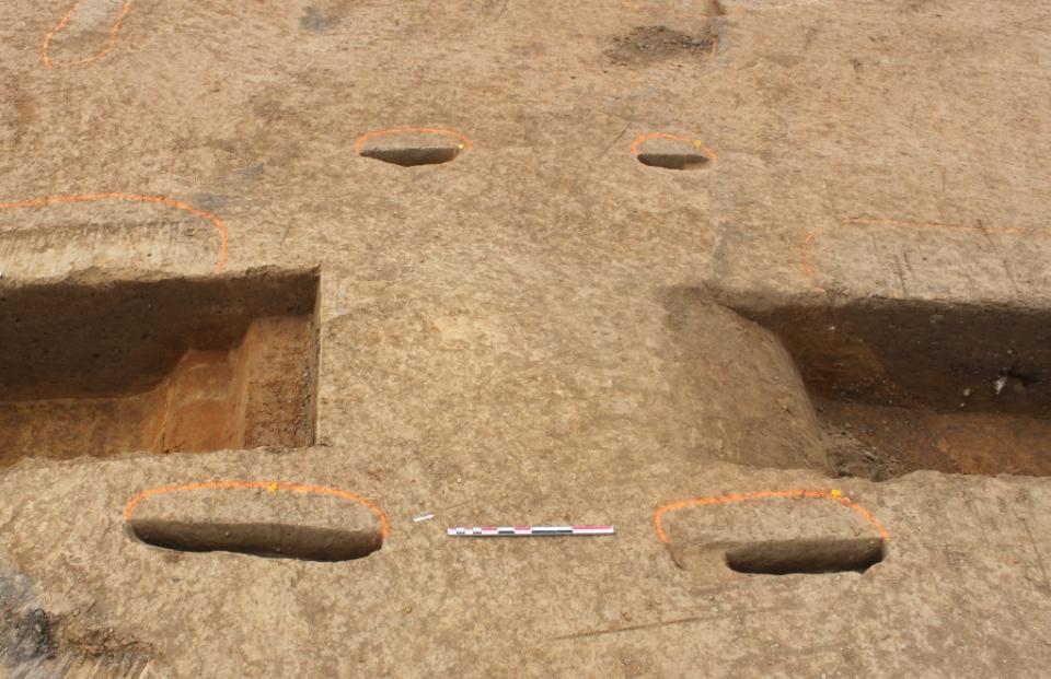Un site occupé depuis plus de 5000 ans