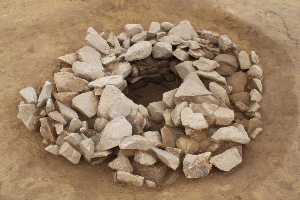 Un remarquable site de l'âge du Bronze
