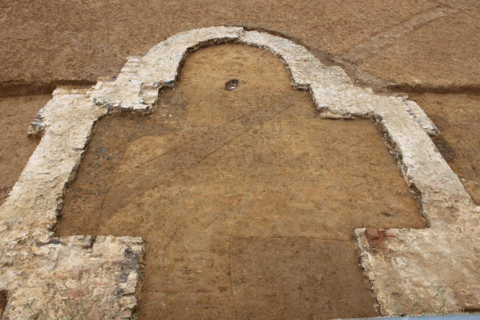 Deux zones d'habitat de l'époque gauloise