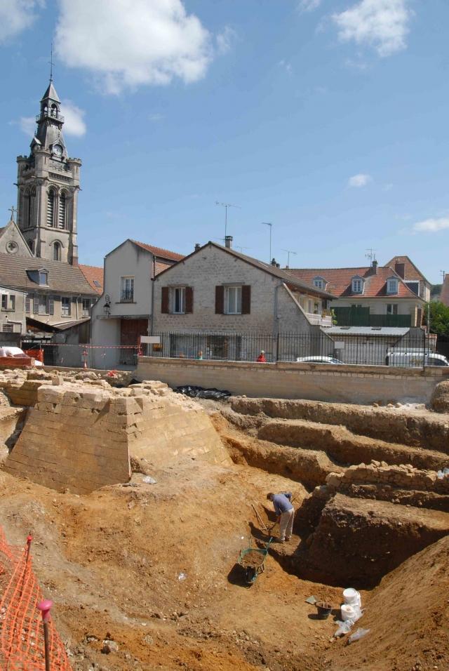 On a retrouvé le château perdu de Pierre le Hideux (1242-1310)