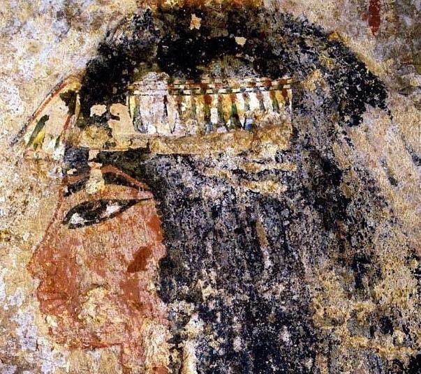 Dans la tombe de Thoutmes, peintre de Pharaon