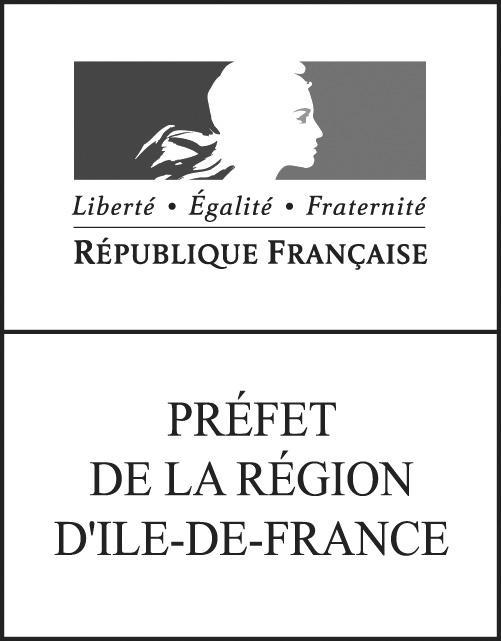 Logo préfecture île de France