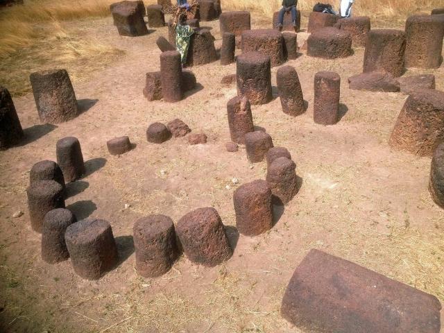 Des bâtisseurs de mégalithes en Afrique de l'Ouest ?