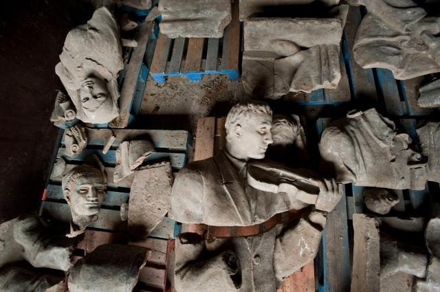 Archéologie de la civilisation soviétique