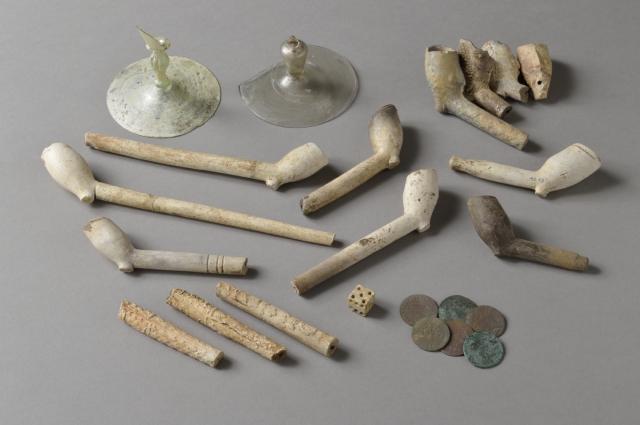 Quand les archéologues s'intéressent aux mousquetaires