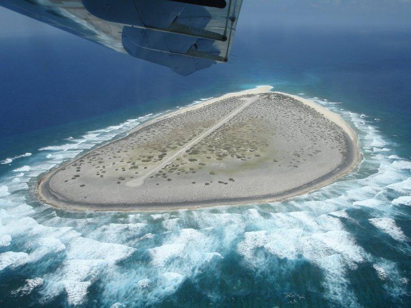 60 esclaves abandonnés pendant 15 ans sur l'île de Tromelin