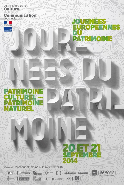 Portes ouvertes, expositions, conférences. L'Inrap dans les Journées européennes du Patrimoine 2014