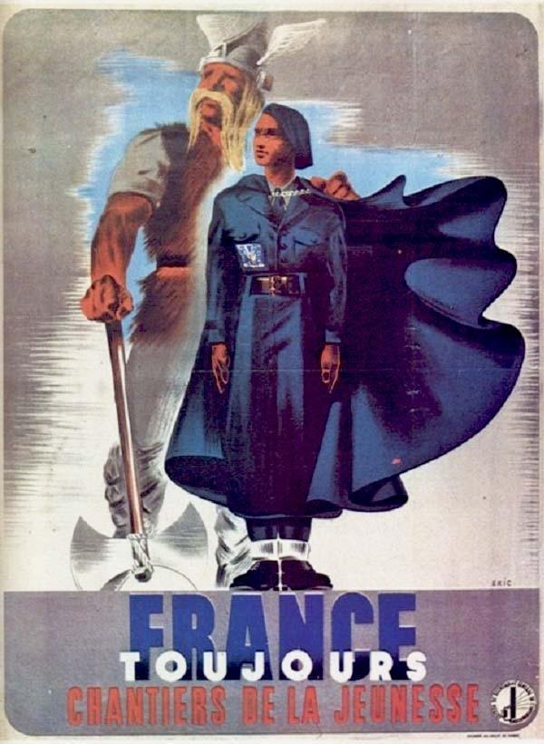 A nos braves... Gaulois, morts pour la France