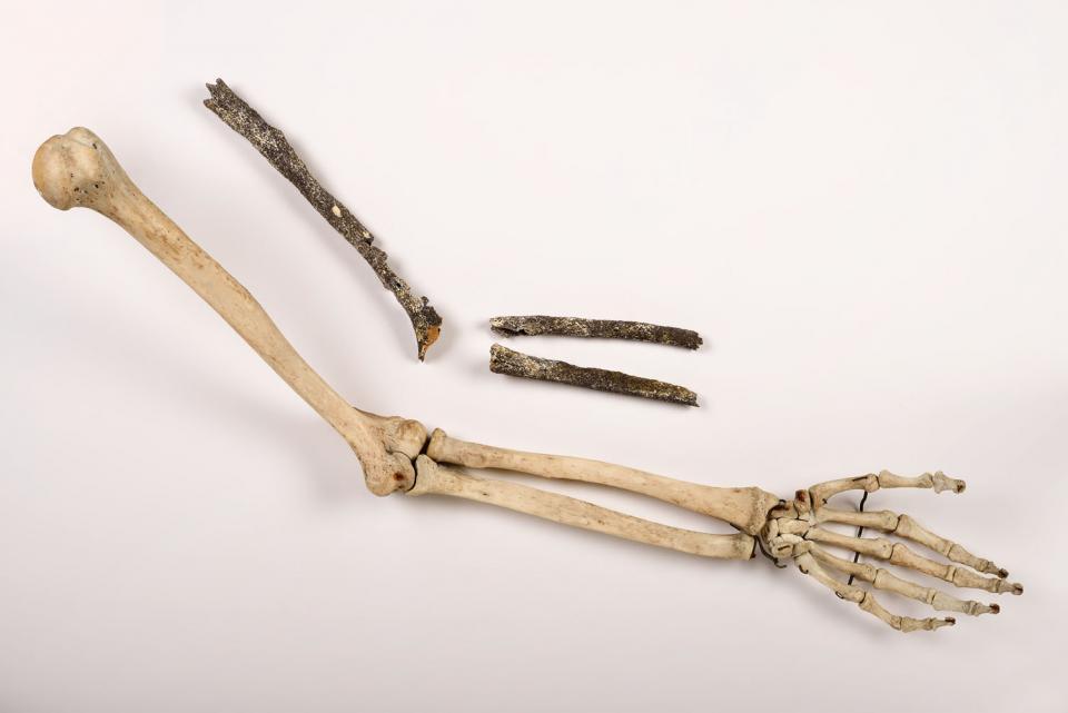 Le pré-Néandertalien de Tourville-la-Rivière