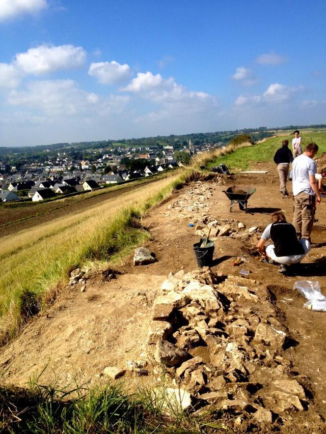 La guerre des Gaules est-elle passée par Port-en-Bessin ?