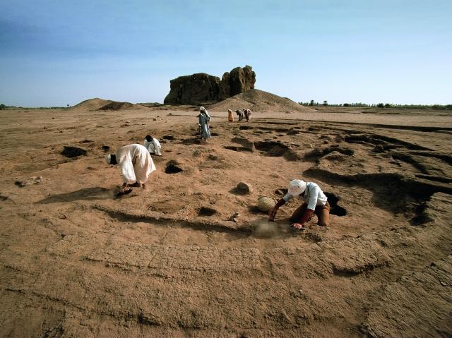 La cité de Kerma, capitale du premier royaume de Nubie