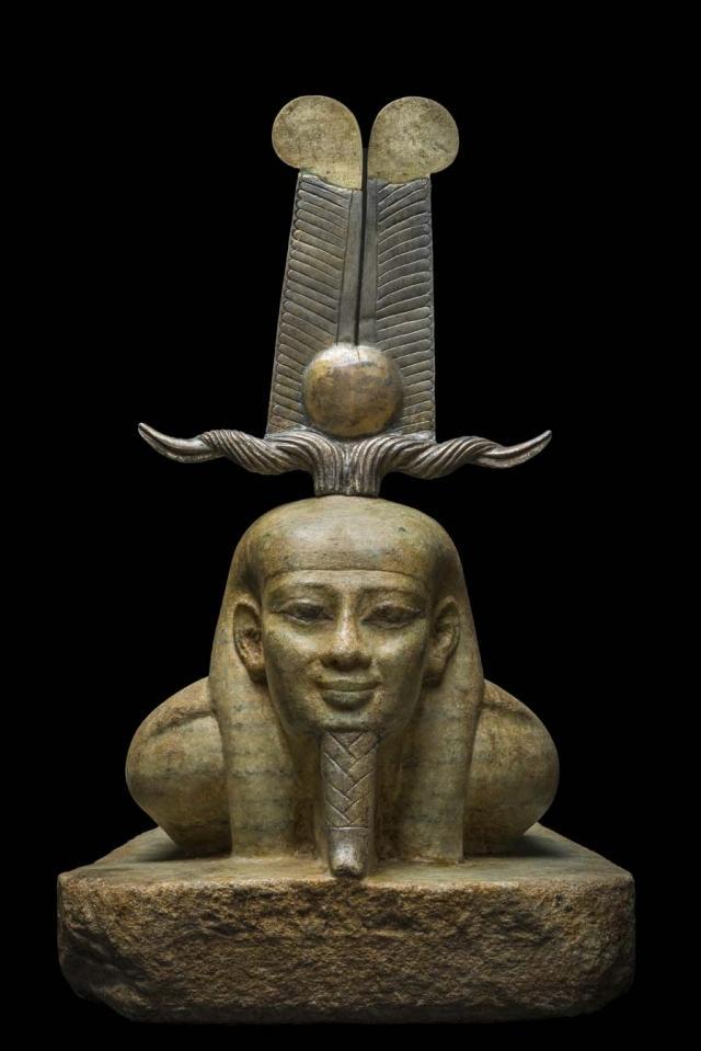 Osiris sous les eaux