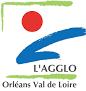 Logo AgglO Orléans Val de Loire