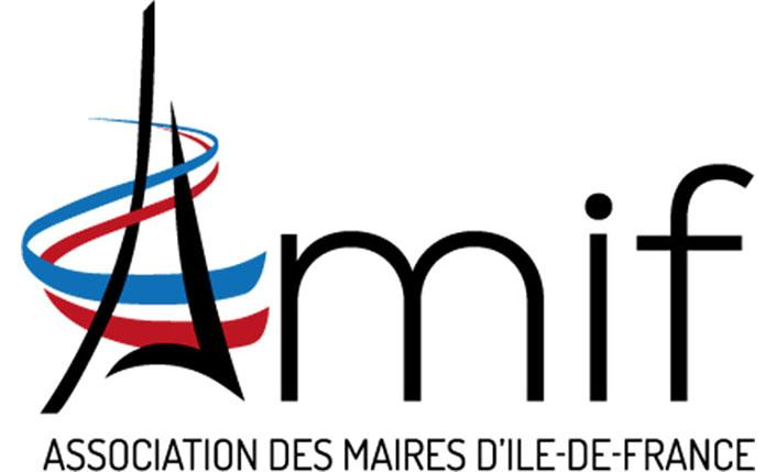 logo AMIF - Association des maires d'Ile-de-France