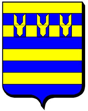 blason Montoy-Flanville