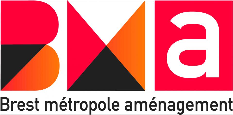 Logo Brest métropole aménagement