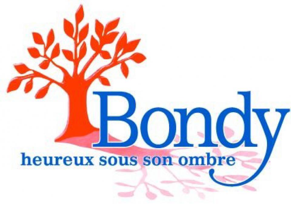Logo Ville de Bondy