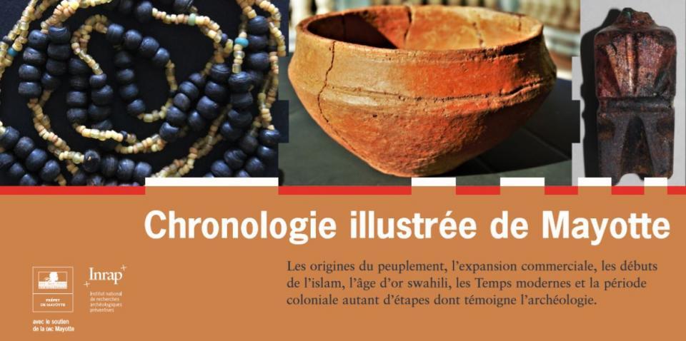 Frise chronologique de Mayotte