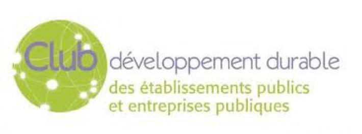 Logo Club du développement durable