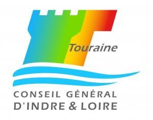 Logo Touraine Conseil général d'Indre & Loire