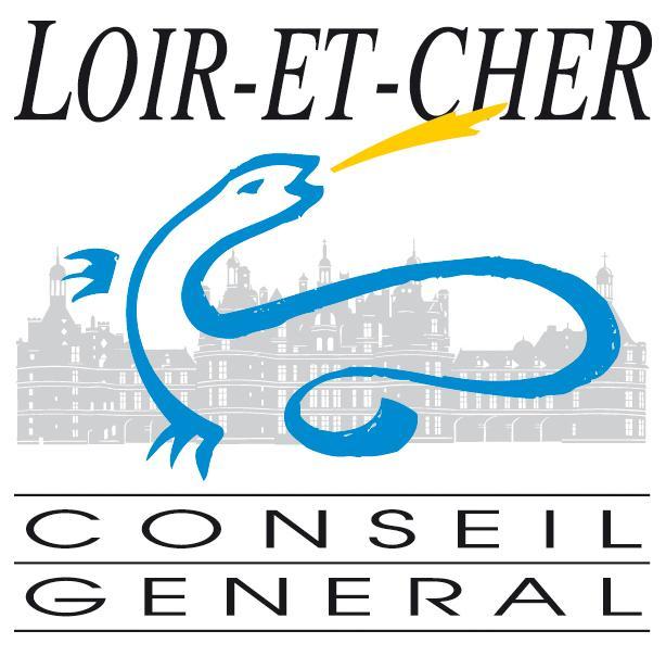 Logo conseil général Loir-et-Cher