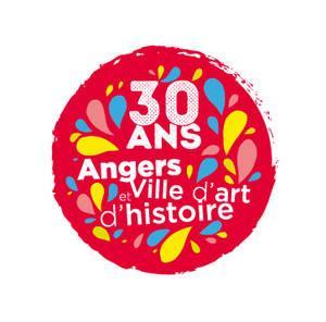 Angers. 30 ans ville d'art et d'histoire