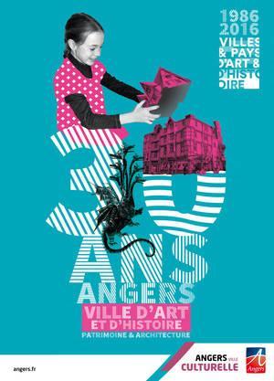 Angers, ville d'art et d'histoire