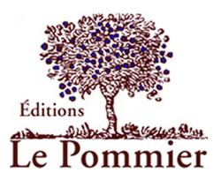 Logo éditions Le Pommier
